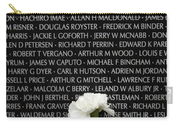 Some Gave All - Vietnam Veterans Memorial Carry-all Pouch