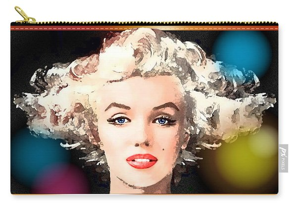 Marilyn - Some Like It Hot Carry-all Pouch