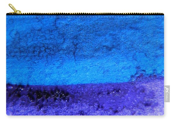 Something Blue Carry-all Pouch