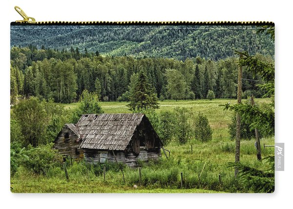 Somewhere In Alberta Carry-all Pouch