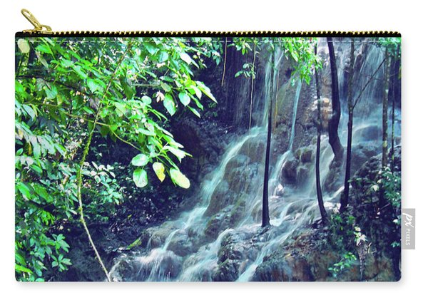 Sommerset Falls Jamaica Carry-all Pouch