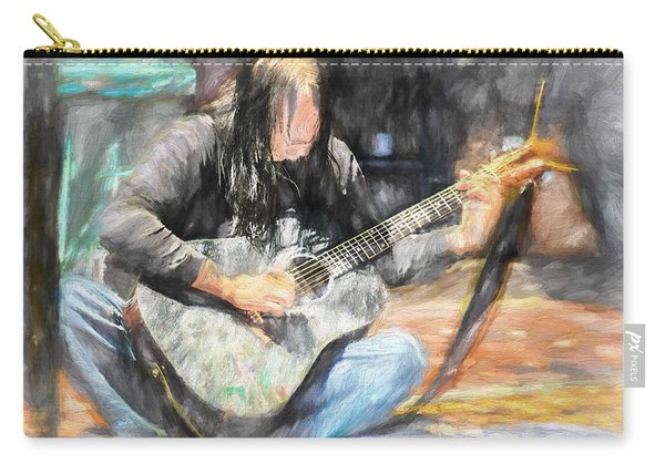 Songs From The Street Carry-all Pouch