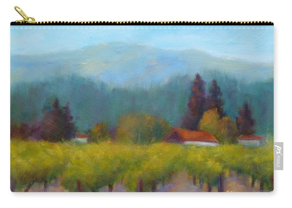 Sonoma Valley View Carry-all Pouch