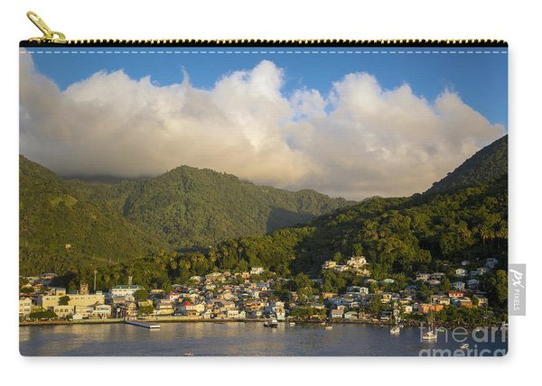 Soufriere - St Lucia Carry-all Pouch