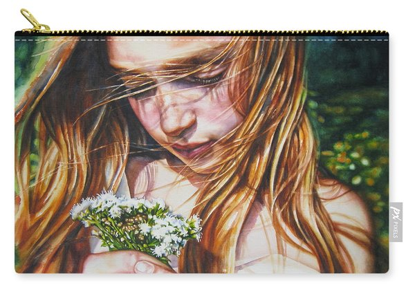 Soul Blossoms Carry-all Pouch