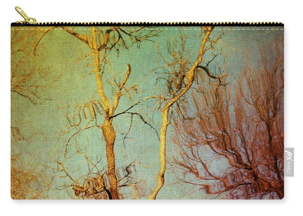 Souls Of Trees Carry-all Pouch
