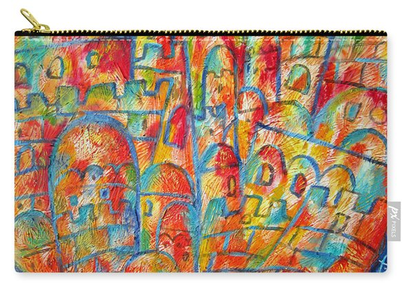 Sound Of Shofar Carry-all Pouch