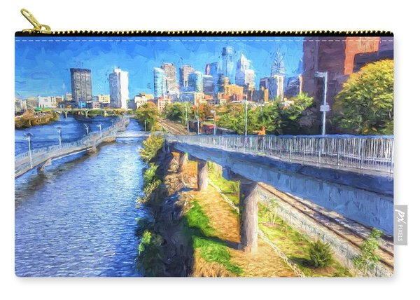 South Street Walk Carry-all Pouch