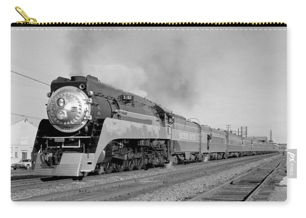 Southern Pacific Train In Texas Carry-all Pouch