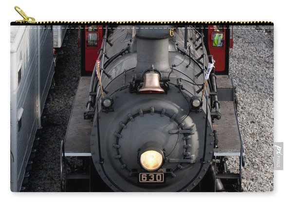 Southern Railway #630 Steam Engine Carry-all Pouch