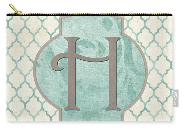 Spa Monogram Carry-all Pouch