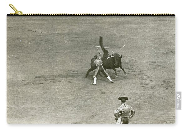 Spain Bullfight, C1908 Carry-all Pouch