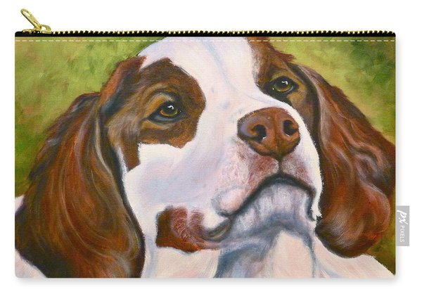 Spaniel Soul Carry-all Pouch