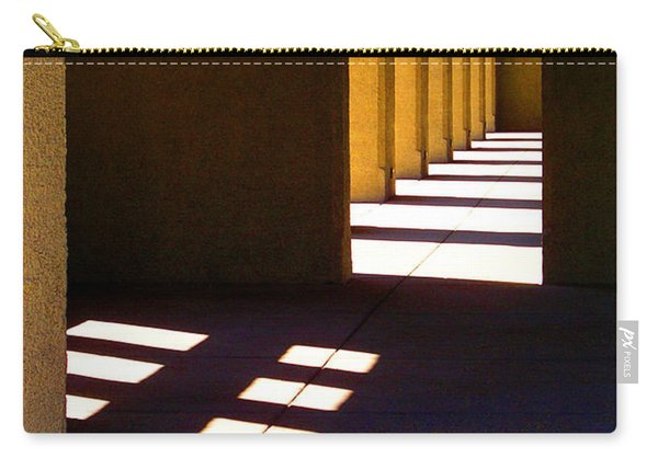 Spanish Arches Light Shadow Carry-all Pouch