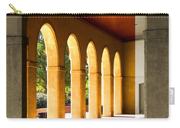 Spanish Arches Carry-all Pouch