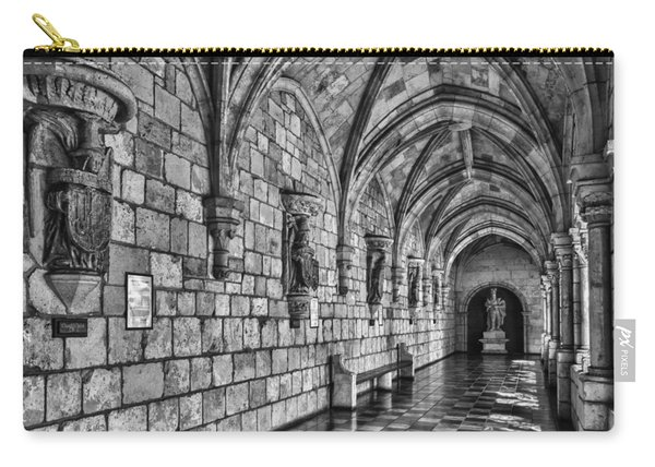 Spanish Monastary Carry-all Pouch