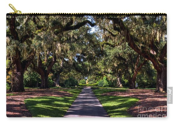 Spanish Moss 2 Carry-all Pouch
