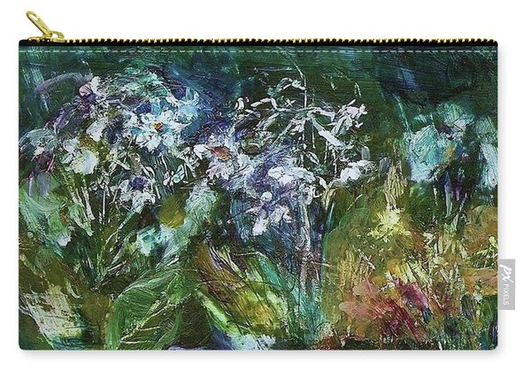 Sparkle In The Shade Carry-all Pouch