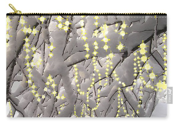 Sparkling Christmas Carry-all Pouch