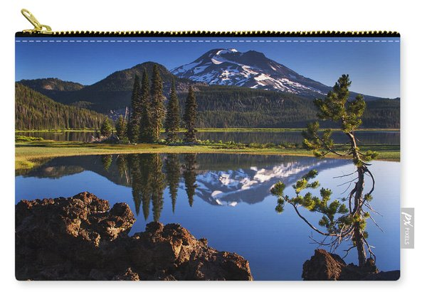 Sparks Lake Sunrise Carry-all Pouch