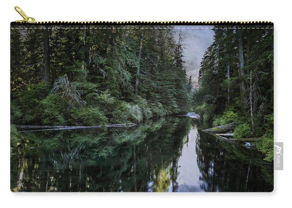 Spawning A River Carry-all Pouch