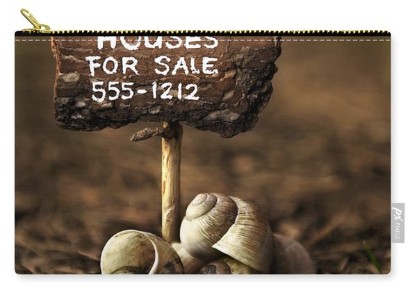 Carry-all Pouch featuring the photograph Special Offer by Jaroslaw Blaminsky