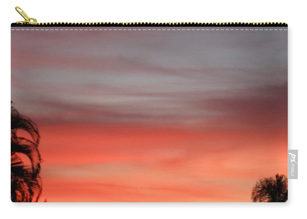 Spectacular Sky View Carry-all Pouch