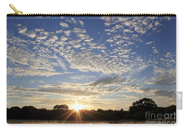 Spectacular Sunset England Carry-all Pouch