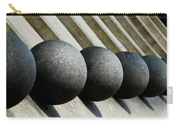 Spheres And Steps Carry-all Pouch