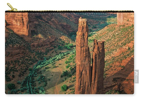 Spider Rock Carry-all Pouch