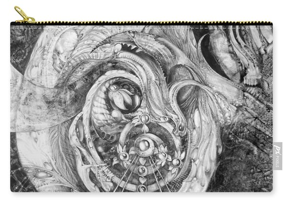 Spiral Rapture 2 Carry-all Pouch
