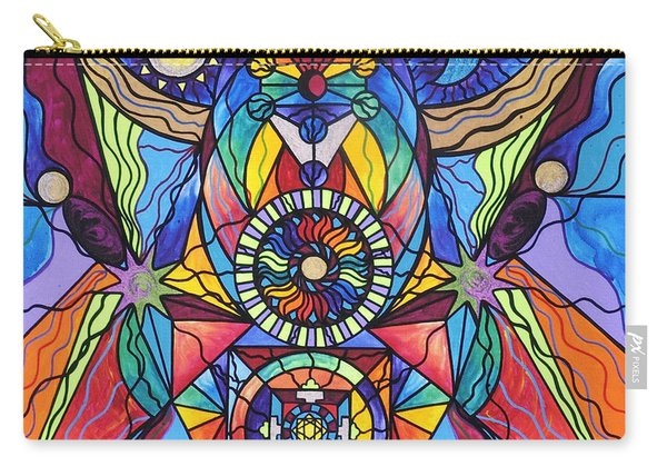 Spiritual Guide Carry-all Pouch