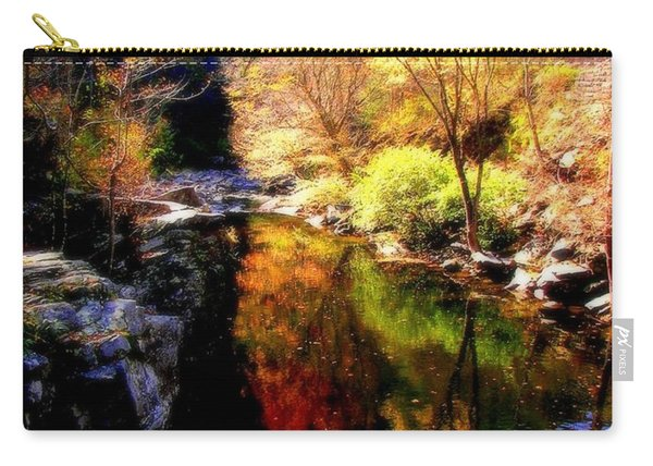 Splendor Of Autumn Carry-all Pouch