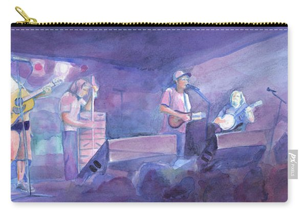 Split Lip Rayfield Wakarusa 2005 Carry-all Pouch
