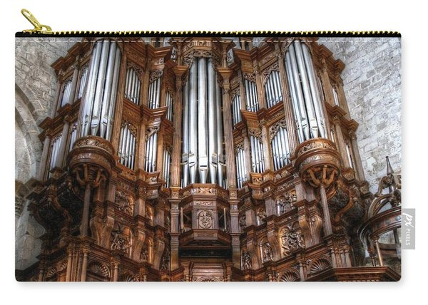 Spooky Organ Carry-all Pouch