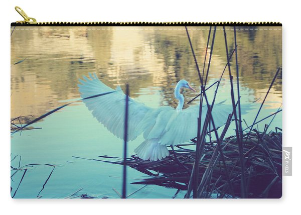 Spread Those Wings And Fly Carry-all Pouch