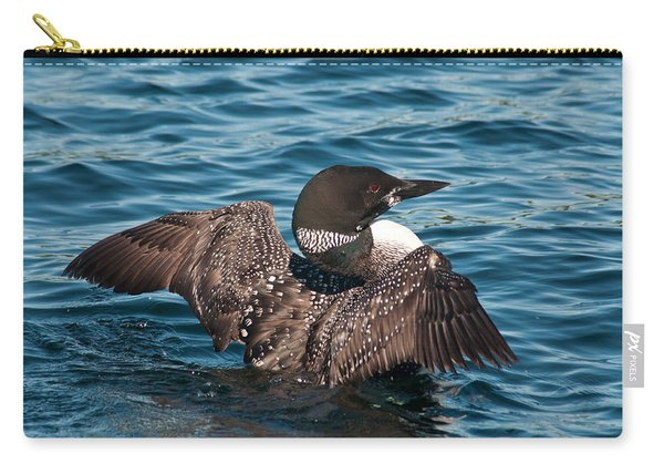 Spreading My Wings Carry-all Pouch