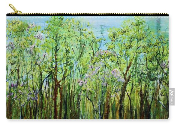 Spring Arpeggio Carry-all Pouch