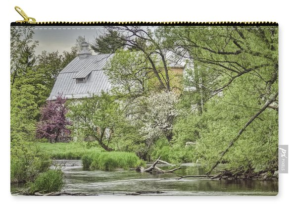 Spring Arrives At The Rose Farm Carry-all Pouch