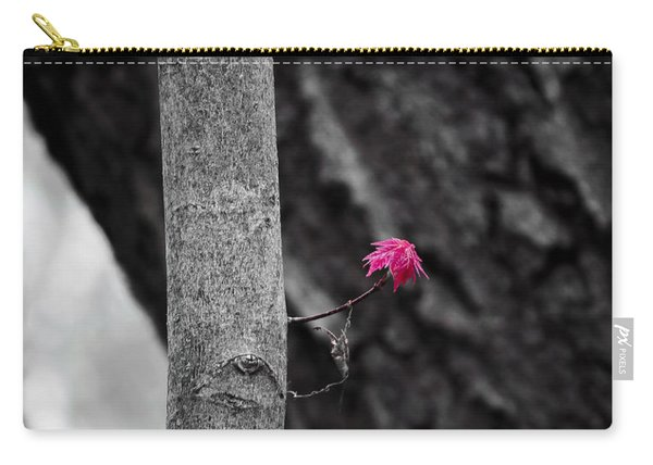 Spring Maple Growth Carry-all Pouch