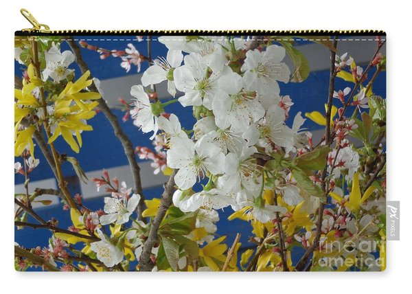 Spring Life In Still-life Carry-all Pouch