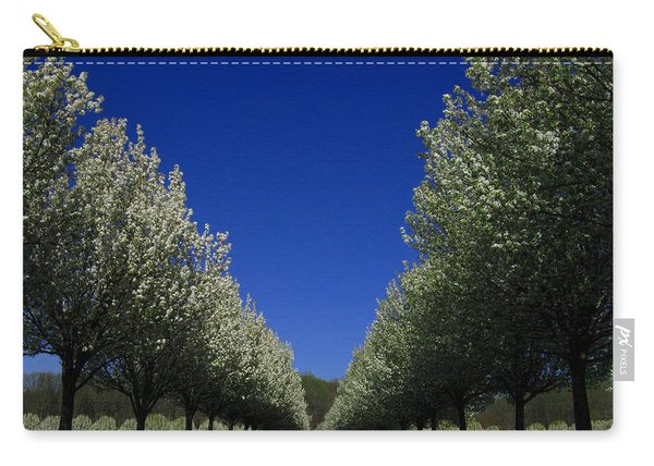 Spring Tunnel Carry-all Pouch