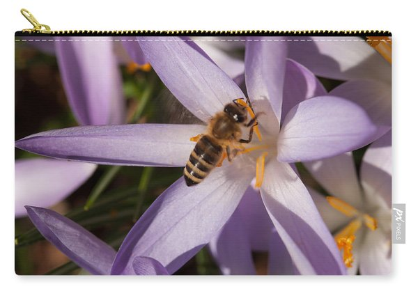 Spring's Welcome Carry-all Pouch