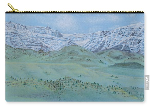 Springtime In The Rockies Carry-all Pouch
