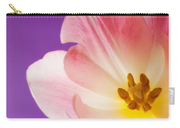 Springtime Tulip Carry-all Pouch