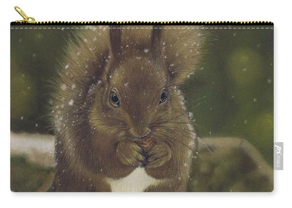 Squirrel Nutkin Carry-all Pouch