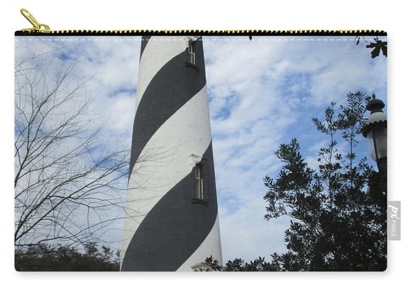 St. Augustine Light Lighthouse Carry-all Pouch
