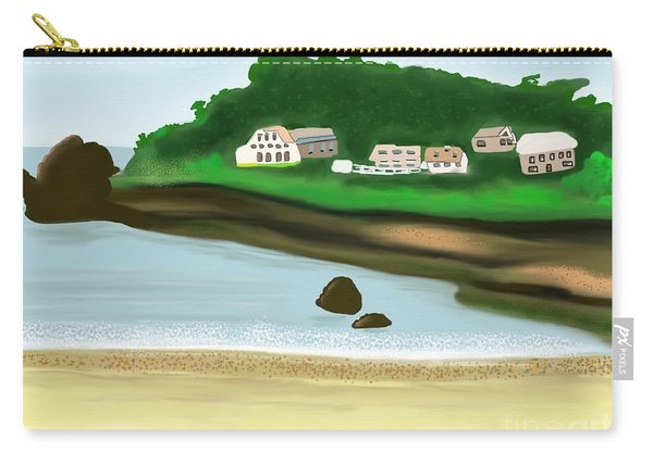 A Peaceful Life  Carry-all Pouch