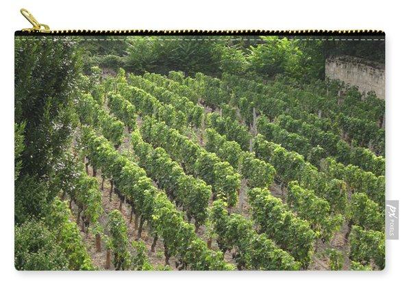 St. Emilion Vineyard Carry-all Pouch