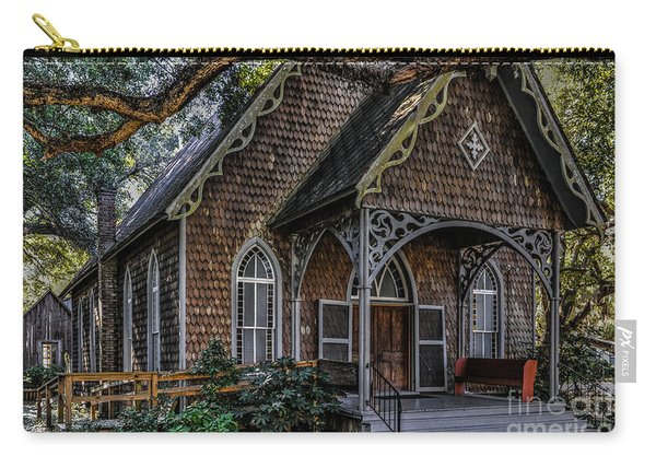 St. James Episcopal Church In Mccellanville Sc Carry-all Pouch